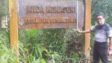 Photo of Jadi Saksi Sejarah Perkembangan Batam, Tugu Perbatasan akan Dimusiumkan