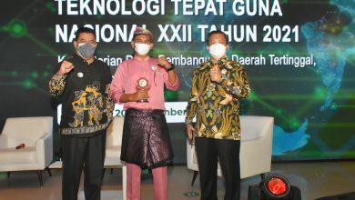 Photo of Budidaya Ulat Maggot, Posyantek Bintan Raih Juara Tiga Lomba TTG Nasional