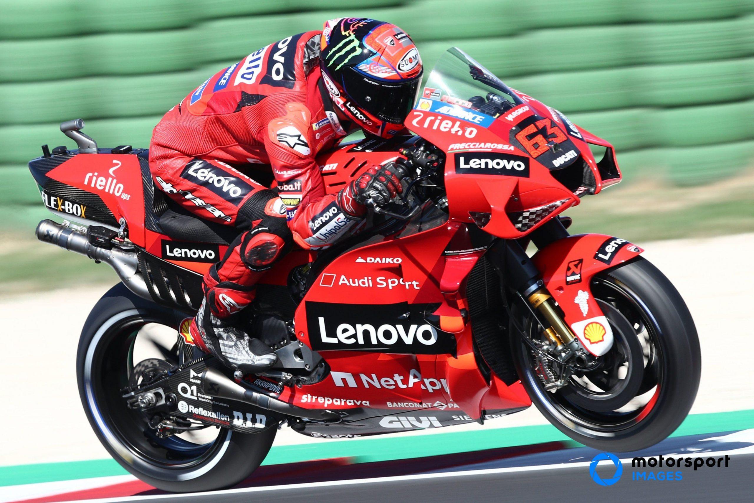 Francesco Bagnaia Raih Pole Position MotoGP San Marino 2021