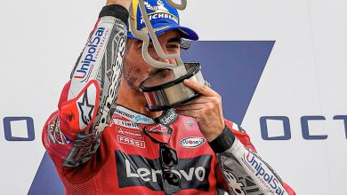 Photo of Pembalap Ducati Francesco Bagnaia Juara MotoGP San Marino