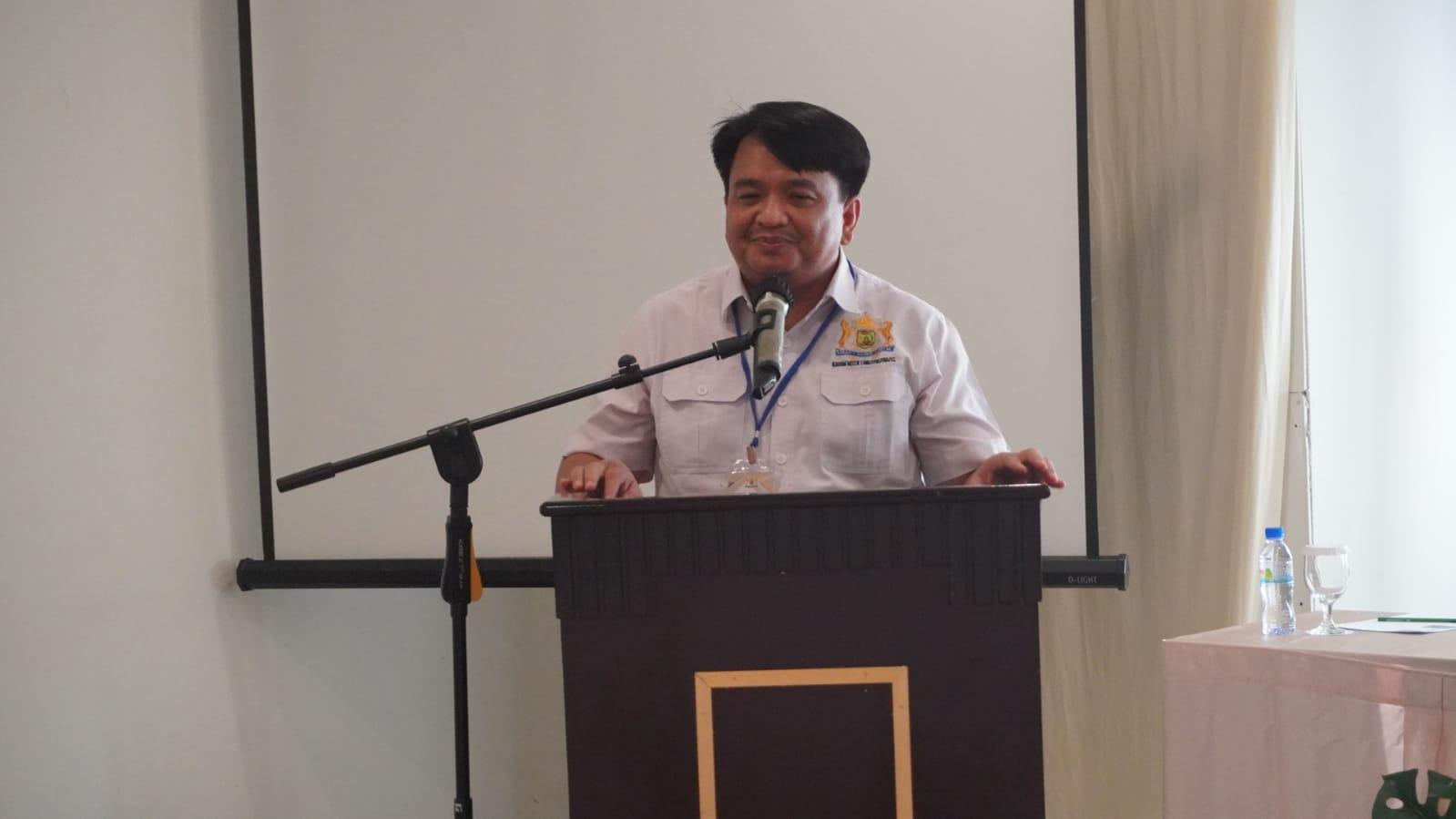 Ade Angga Pimpin Kadin Kota Tanjungpinang Periode 2021-2026