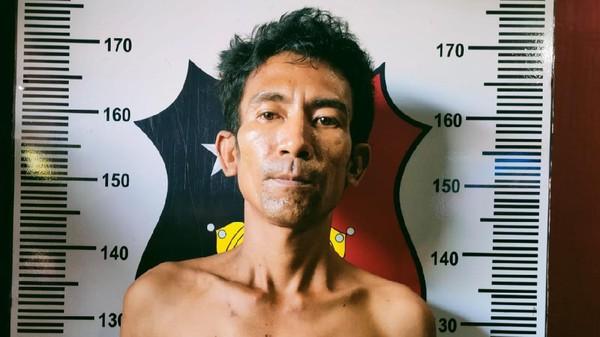 Polisi Periksa Pelaku Penyerangan Ustadz Abus Syahid Chaniago