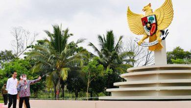 Photo of Presiden Resmikan PLBN Terpadu di Kabupaten Merauke