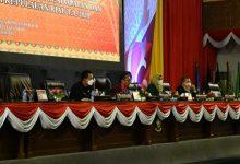 Photo of DPRD Kepri Sahkan APBD Perubahan 2021 Sebesar Rp3,918 Triliun