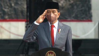 Photo of Presiden Jokowi Pimpin Upacara Peringatan Hari Kesaktian Pancasila